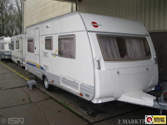 Burstner ventana zakelijke mogelijkheden - Caravan ingericht ...