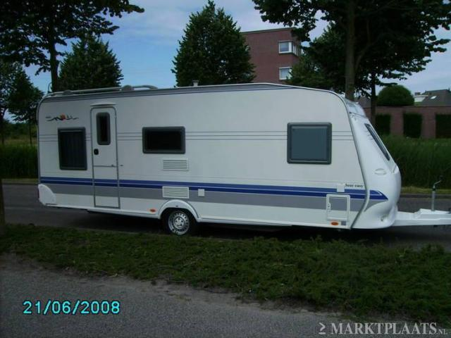 Print Ad  Caravan31  tweedehands caravans te